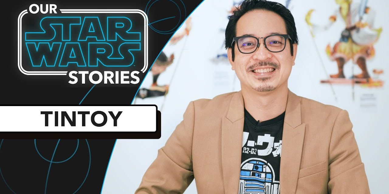 Tintoy Chuo's Fight to Save an Ancient Art with Star Wars   Our Star Wars Stories