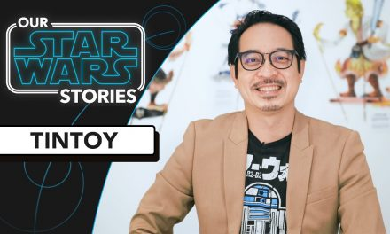 Tintoy Chuo's Fight to Save an Ancient Art with Star Wars | Our Star Wars Stories