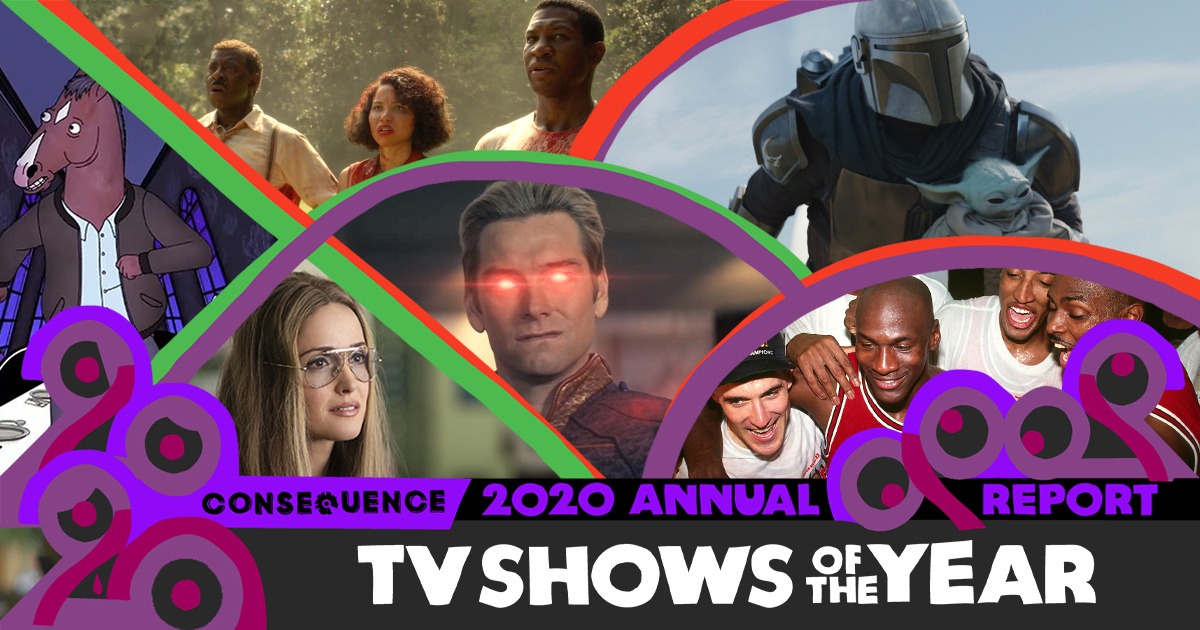Top 25 TV Shows of 2020