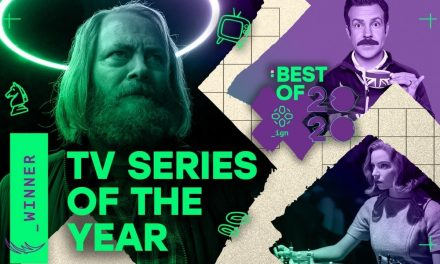 IGN's TV Series of the Year 2020
