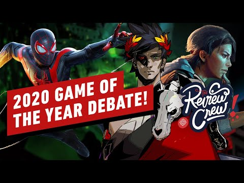 Debating Game of the Year: Spider-Man, Hades & Half-Life: Alyx – The Review Crew
