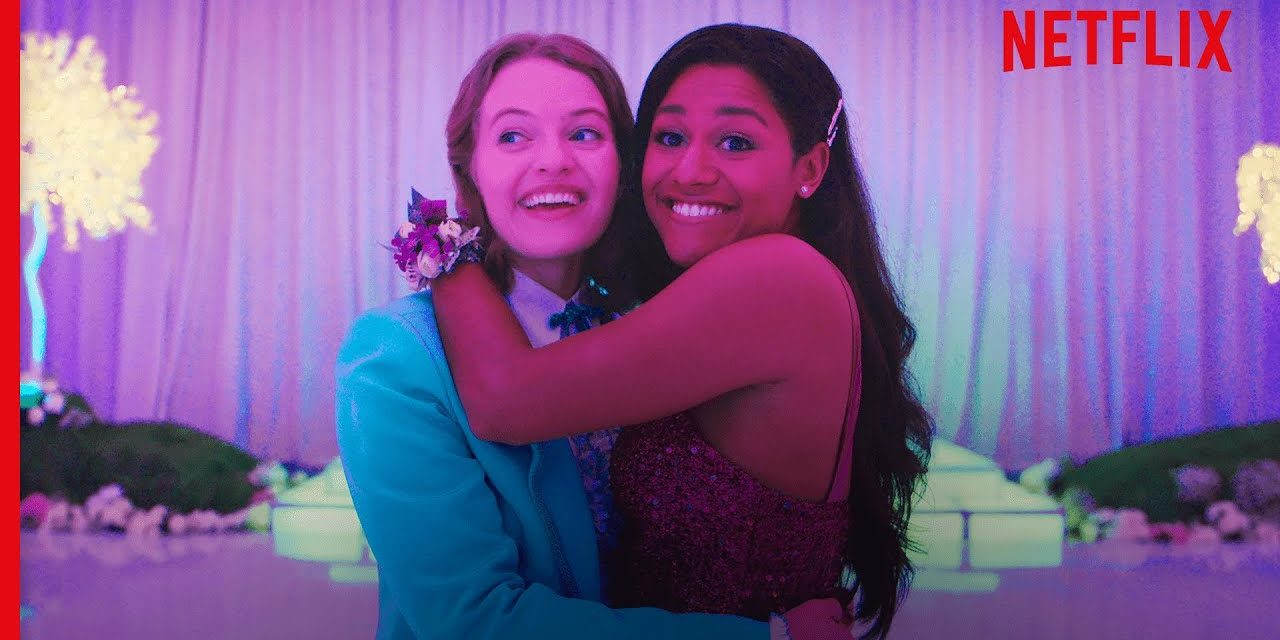 Emma and Alyssa's Love Story in Full | The Prom