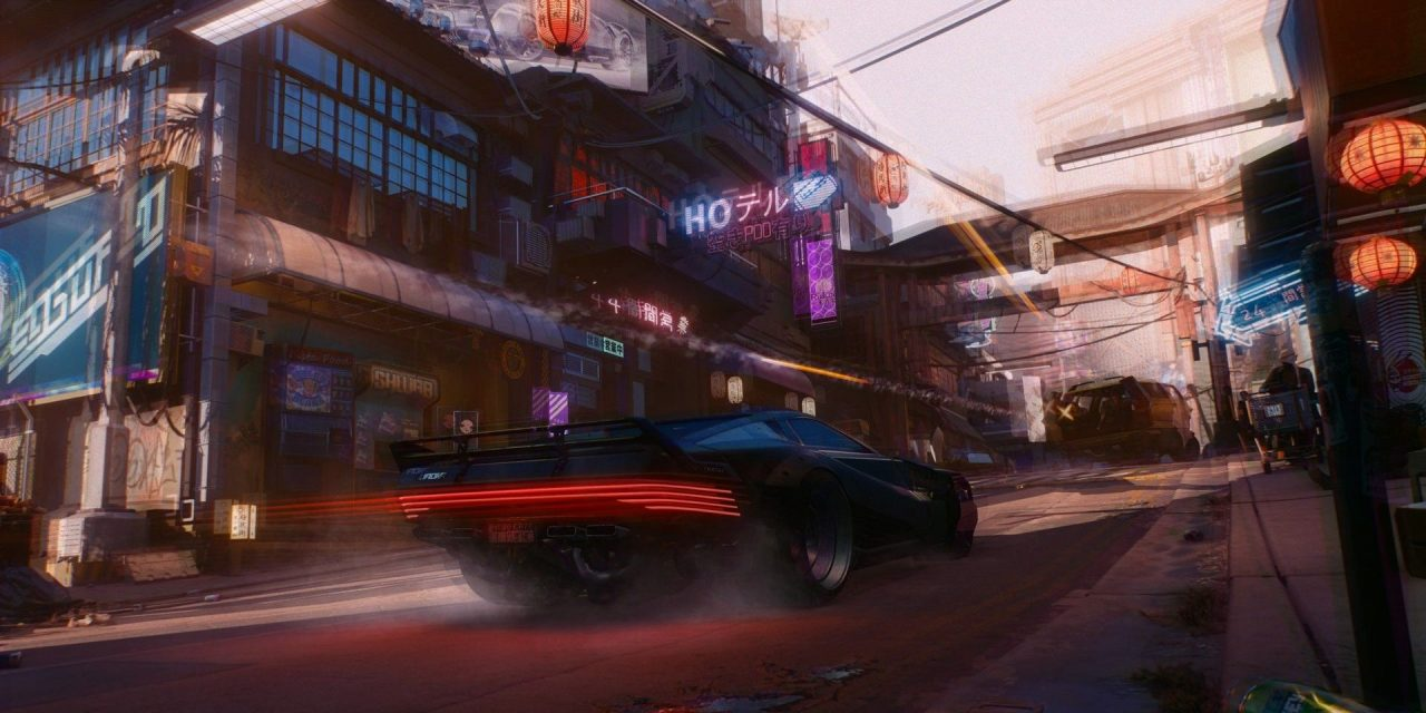 Cyberpunk 2077 Fixes Save File Corruption Bug, Can't Repair Broken Saves