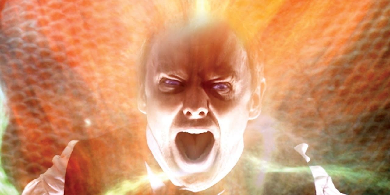 The Master Regenerates | Utopia (HD) | Doctor Who
