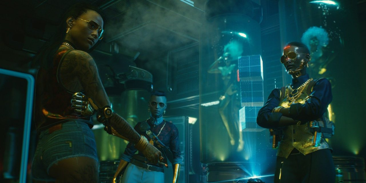 Cyberpunk 2077 Speedrunners Race To Have Sex the Fastest