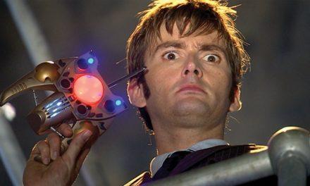 """Gallifrey!"" The Doctor Defeats the Racnoss | The Runaway Bride (HD) | Doctor Who"