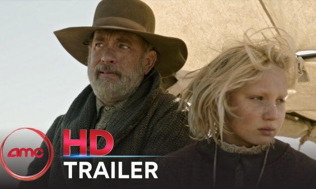 NEWS OF THE WORLD – Trailer #1 (Tom Hanks, Helena Zengel) | AMC Theatres 2020