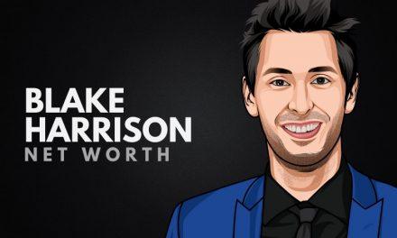 Blake Harrison Net Worth