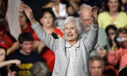 Roberta McCain: A Military Matriarch With a Sense of Adventure