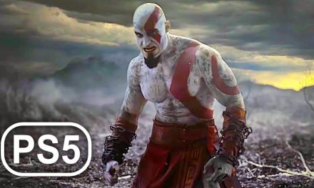 GOD OF WAR 3 PS5 All Cutscenes Full Movie 4K 60FPS (2020)