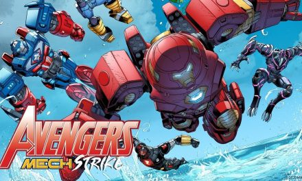 AVENGERS MECH STRIKE #1 Trailer   Marvel Comics