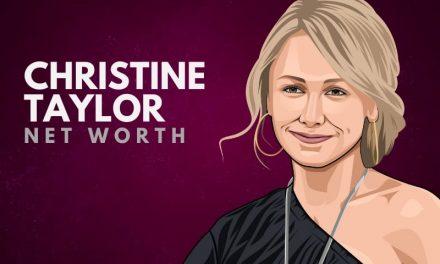Christine Taylor Net Worth