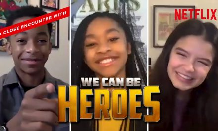 We Can Be Heroes Cast Reveal the Funniest Behind-The-Scenes Moments