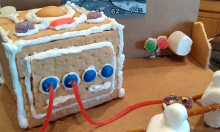 Gingerbread GameCube Is A Sweet Way To Play Super Smash Bros.