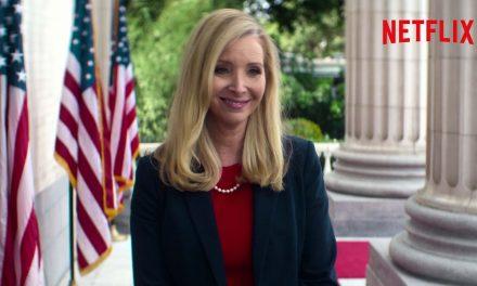 Lisa Kudrow's Perfect Parody of 2020 Politics | Death To 2020