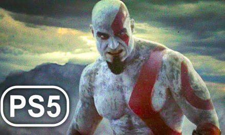GOD OF WAR PS5 Kratos Kills His Step Mom & Step BRO Scene 4K ULTRA HD – God Of War 3