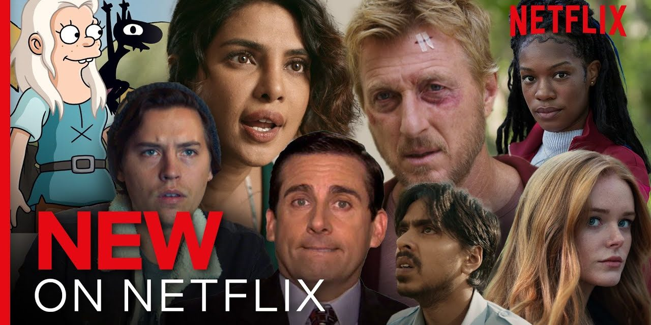 The Best Things Coming To Netflix In January 2021