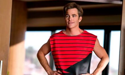 Chris Pine Thinks He's the Underdog in the Best Chris Debate