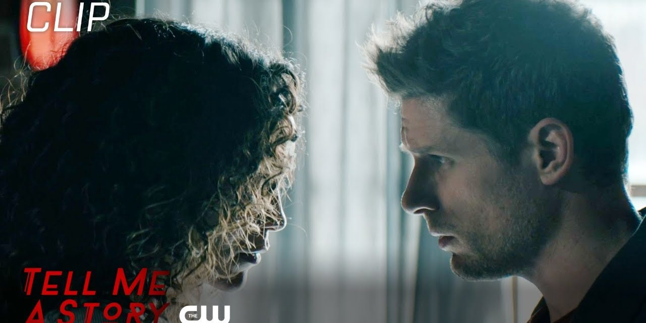 Tell Me A Story | Season 2 Episode 10 | I'm Not Asking Scene | The CW