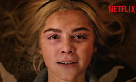 SPOILER The Final Scene of the Chilling Adventures of Sabrina (In Full) | Netflix