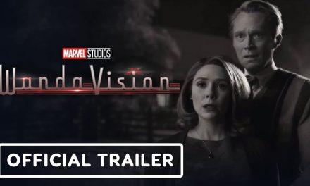 Marvel's WandaVision – Official Trailer (2021) – Elizabeth Olsen, Paul Bettany
