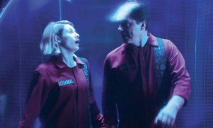Captain Jack's Prison Break!   Revolution of the Daleks   Doctor Who