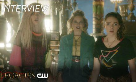 Legacies | Season 2 Favorite Scenes – Mystic Falls Monsters | The CW