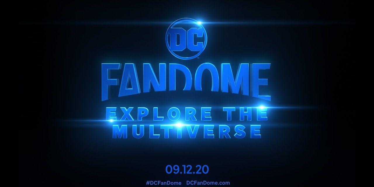 DC FanDome: Explore the Multiverse on 9/12 – Trailer