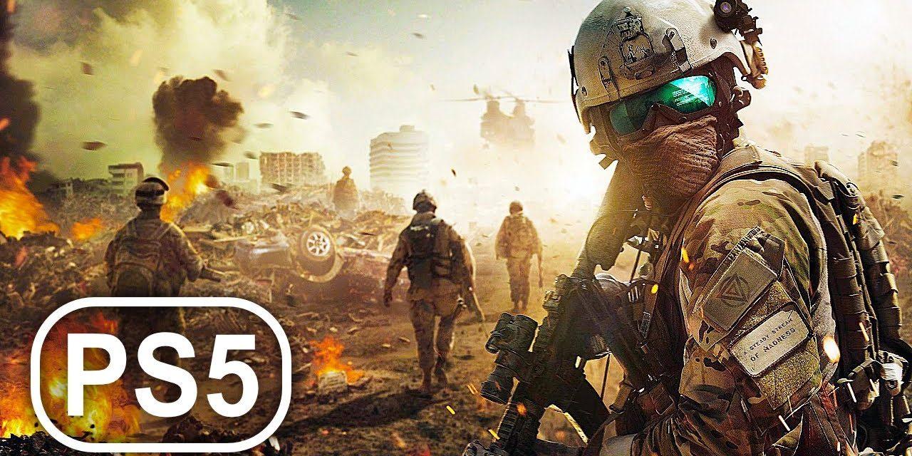 BATTLEFIELD 4 PS5 Gameplay Walkthrough Full Game 4K 60FPS No Commentary