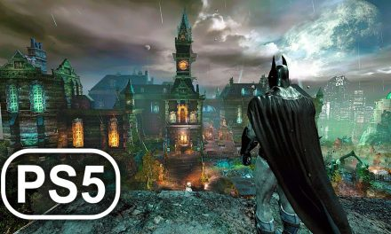 BATMAN PS5 Gameplay 4K ULTRA HD DC SUPERHERO – Batman Arkham Asylum Remastered