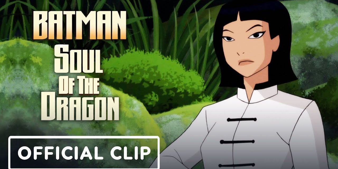 Batman: Soul of the Dragon – Exclusive Lady Shiva Clip (2021) – Kelly Hu, James Hong