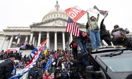 Daily Crunch: Trump tweets approvingly as rioters storm US Capitol