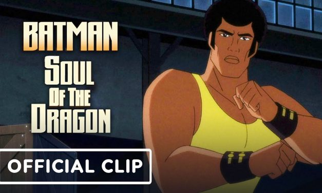 "Batman: Soul of the Dragon – ""Ben Turner Attack"" Official Clip"