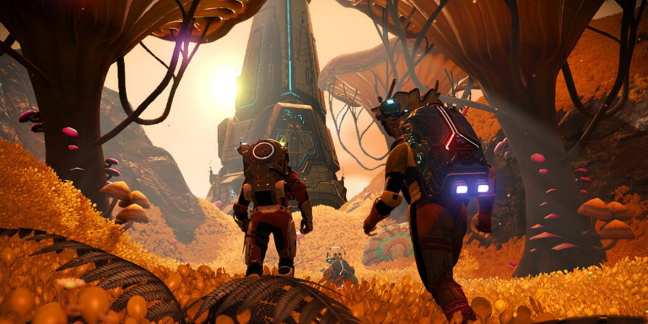 No Man's Sky Next Generation Update Makes Planets Feel More Unique