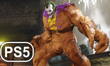 BATMAN PS5 CLAYFACE Final Boss Fight & Ending 4K ULTRA HD – Batman Arkham City Remastered