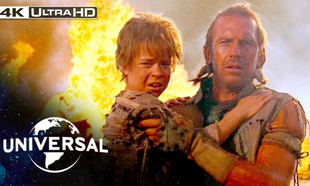 Waterworld | Rescuing Enola and Destroying the Smokers' Tanker in 4K HDR