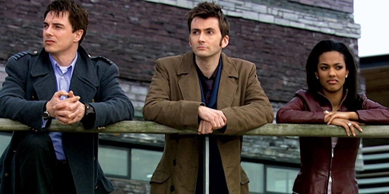 Is Jack the Face of Boe? | Goodbye, Martha Jones! | Last of the Time Lords (HD) | Doctor Who