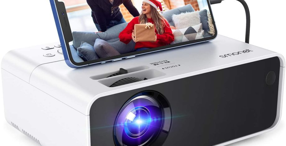 Deal: Pick up this 1080p mini projector for just $86 (28% off)