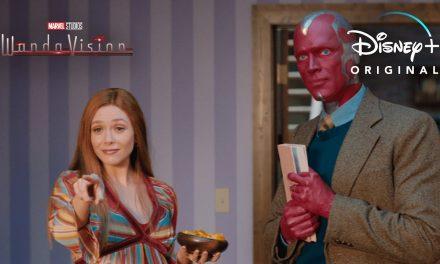 Infinite | Marvel Studios' WandaVision | Disney+