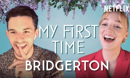 Bridgerton | First Times with Phoebe Dynevor and Jonathan Bailey