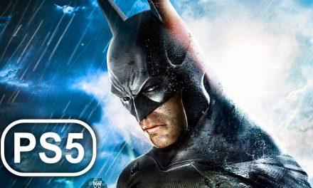BATMAN ARKHAM ASYLUM PS5 Remastered Gameplay Walkthrough Full Game 4K 60FPS No Commentary