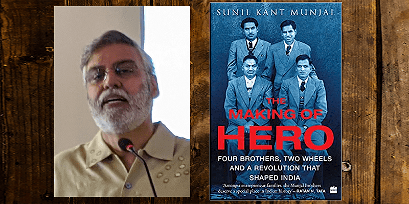 Cycles, stories, conversations – Hero Group's Sunil Kant Munjal on writing his book, 'The Making of Hero'