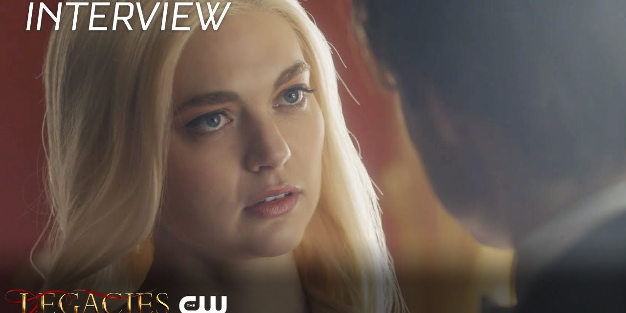 Legacies   Season 2 Favorite Scenes – In Other Worlds   The CW