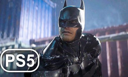 BATMAN ARKHAM CITY PS5 Remastered Gameplay Walkthrough Full Game 4K 60FPS No Commentary