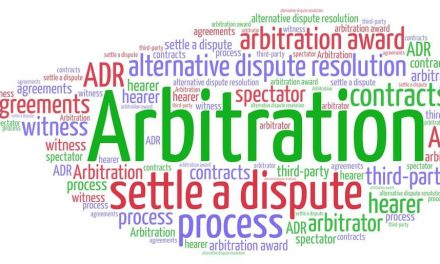Nature of the disputes that can be solved through arbitration