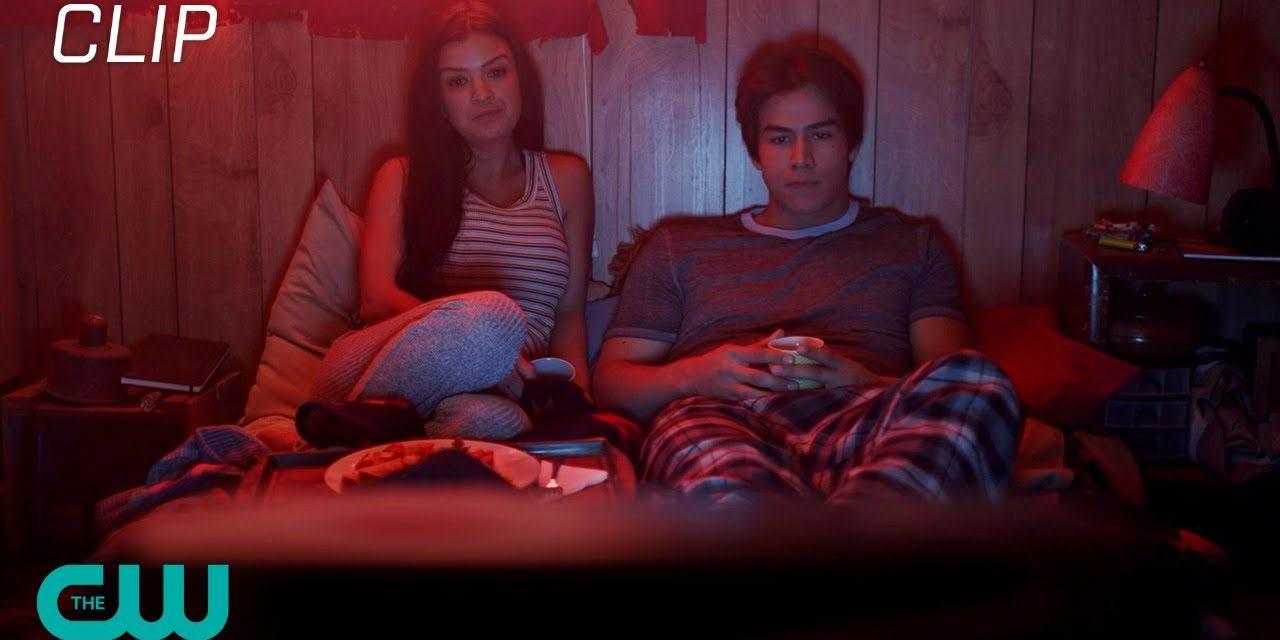 Trickster | Season 1 Episode 1 | Maggie & Jared Talk Scene | The CW