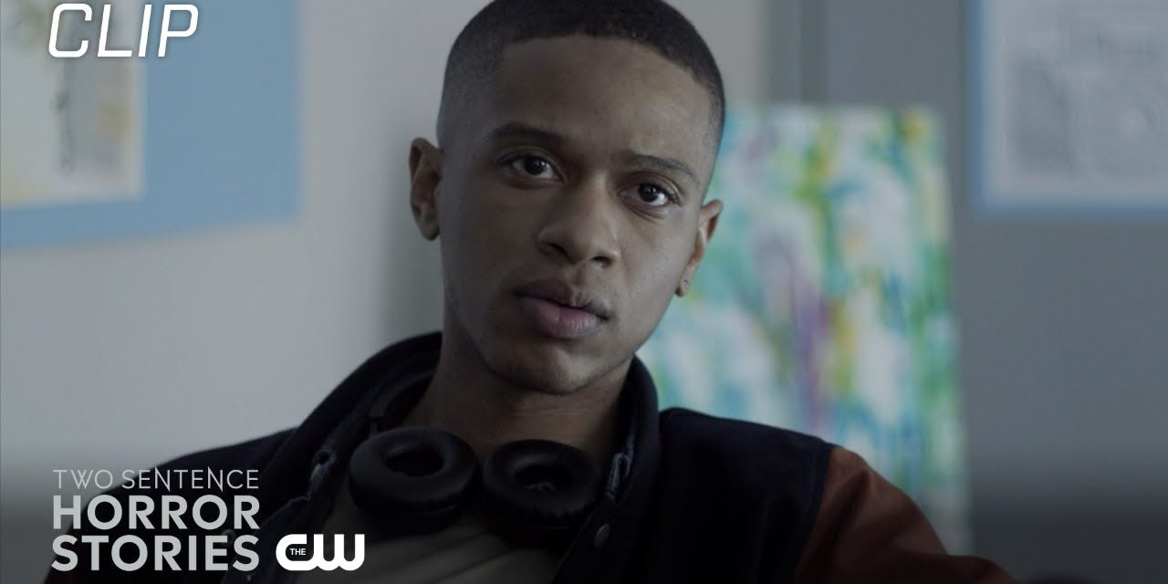 Two Sentence Horror Stories | Season 2 Episode 1 | Students Enter The Classroom Scene | The CW