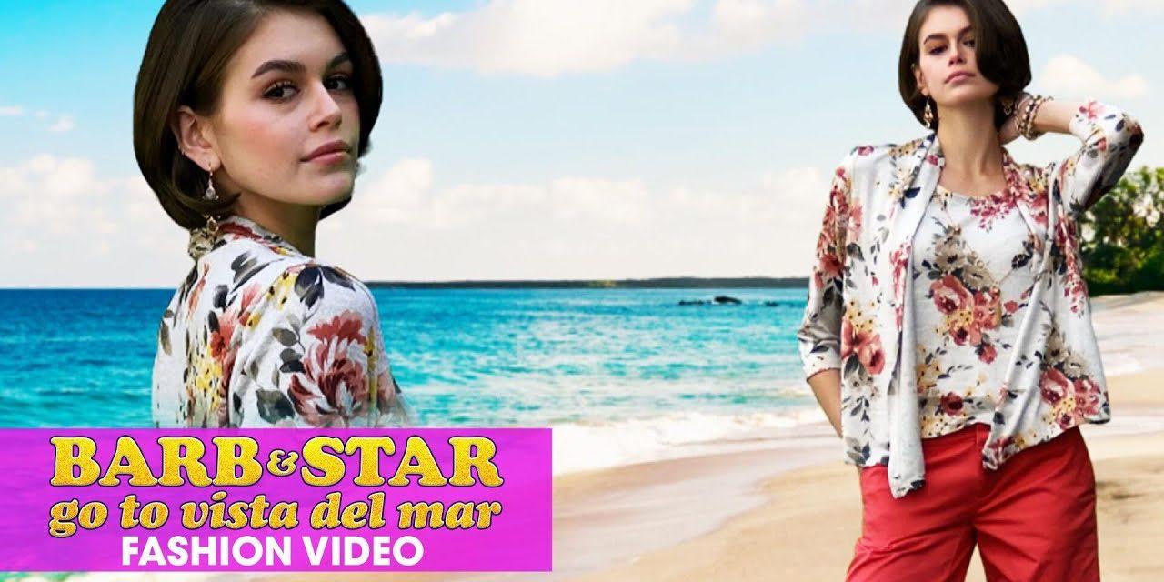 Barb & Star Go To Vista Del Mar (2021 Movie) Fashion Video – Kristen Wiig, Annie Mumolo
