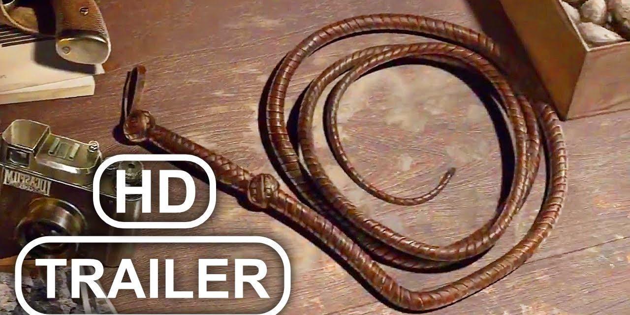 INDIANA JONES Teaser Trailer NEW (2022) Action HD