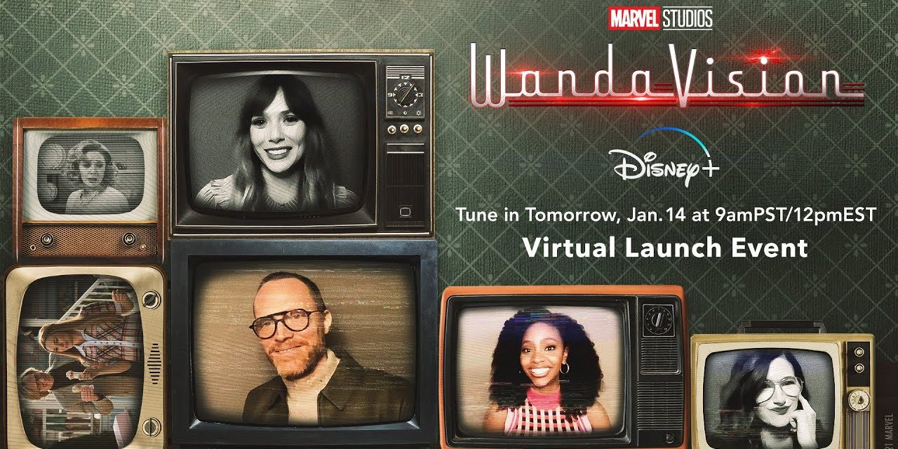 Virtual Launch Event | Marvel Studios' WandaVision | Disney+